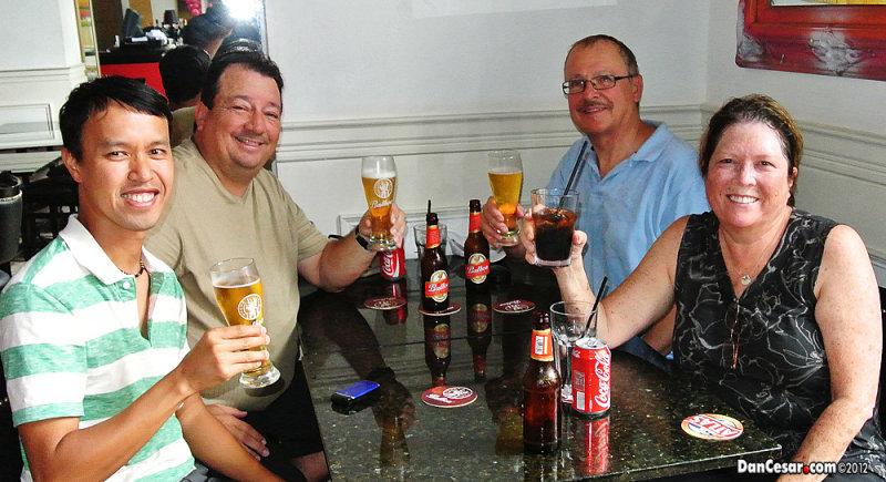 Lunch in Casco Viejo