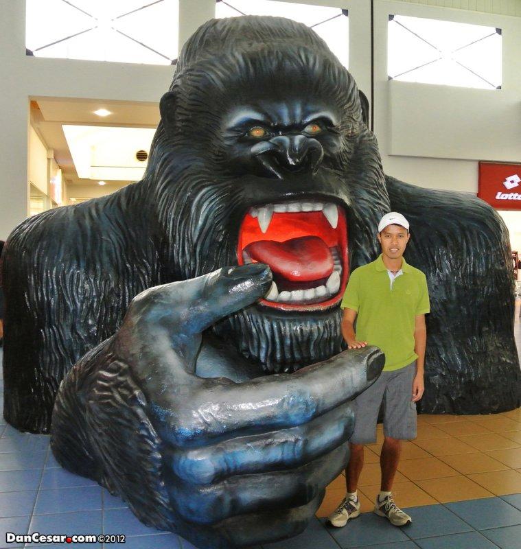 Fun at Albrook Mall
