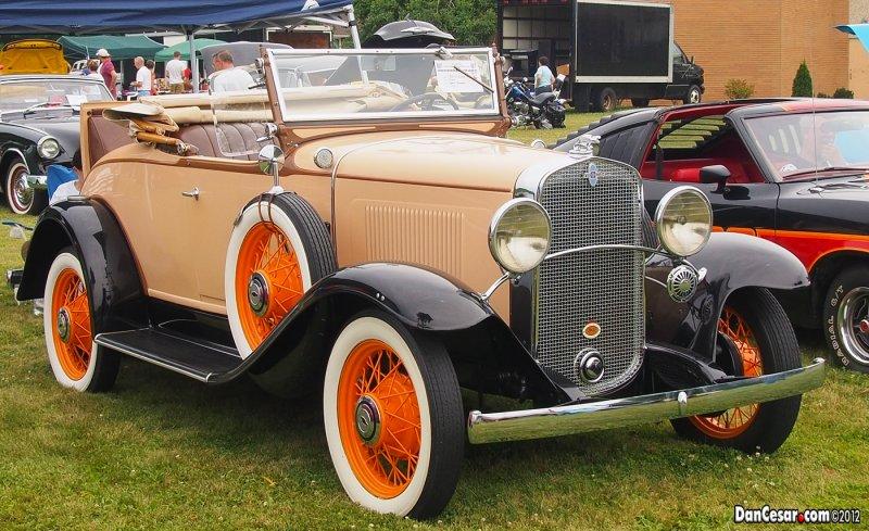 1931 Chevrolet Sport Roadster