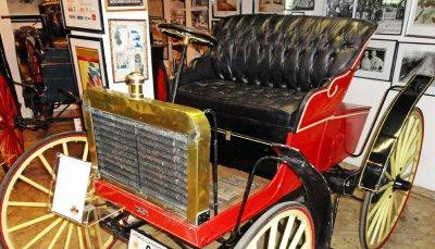 Schacht 1901 Model K