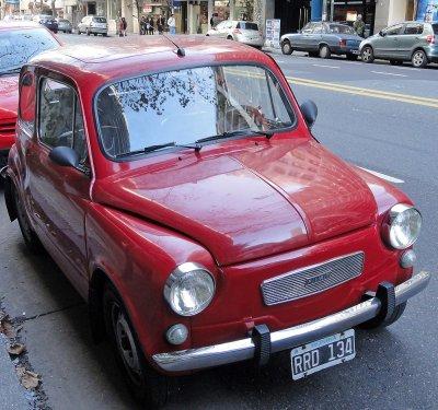 Red Fiat