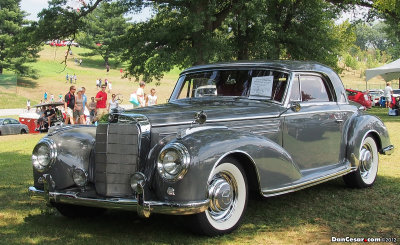 1957 Mercedes Benz, 300SC