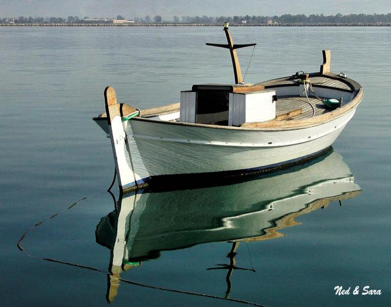 Boat & Reflection