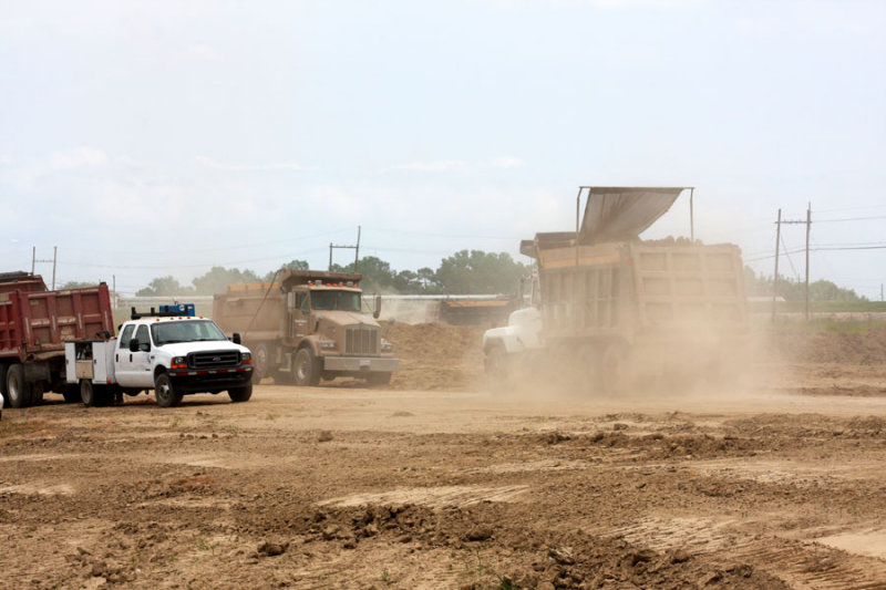 Sand and Clay Mining