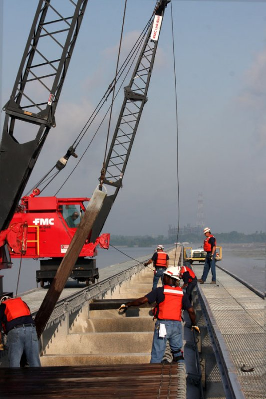 Official Opening of the Spillway - May 9,  2011