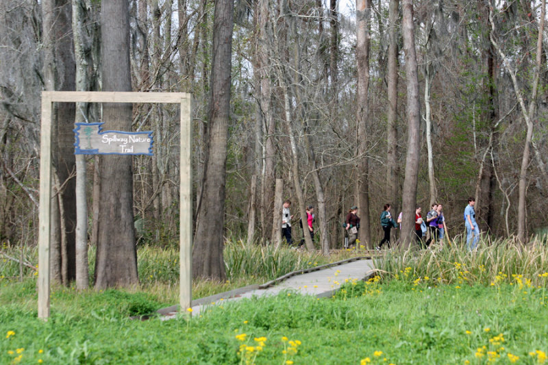 Spiillway Nature Trail