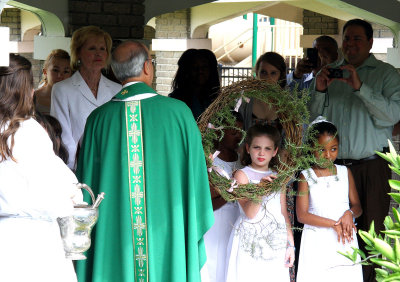 Blessing of the Herbs