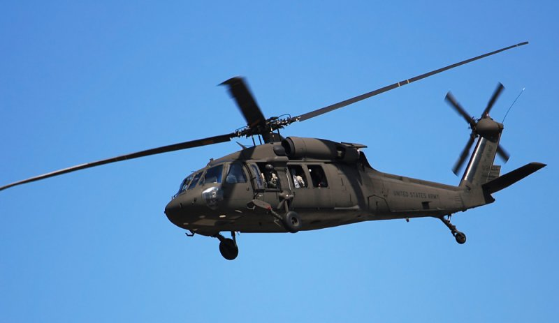 Rhode Island Air Show - Black Hawk