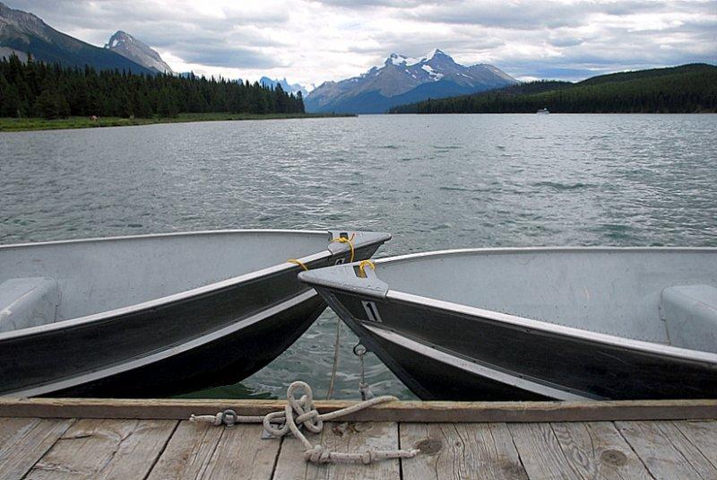 Maligne Lake, Jasper National Park