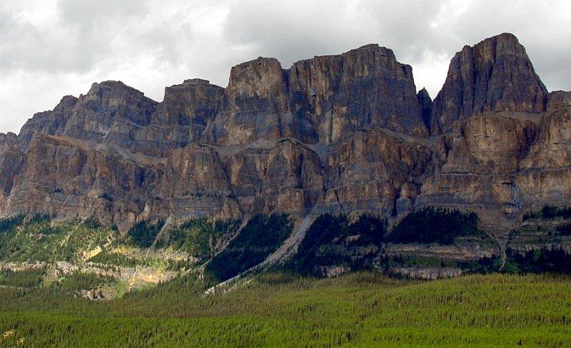 Castle Mountain, Banff National Park