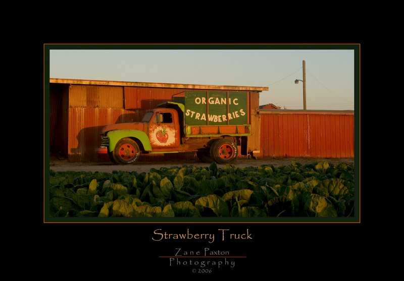 Fambrini Strawberry Truck-2