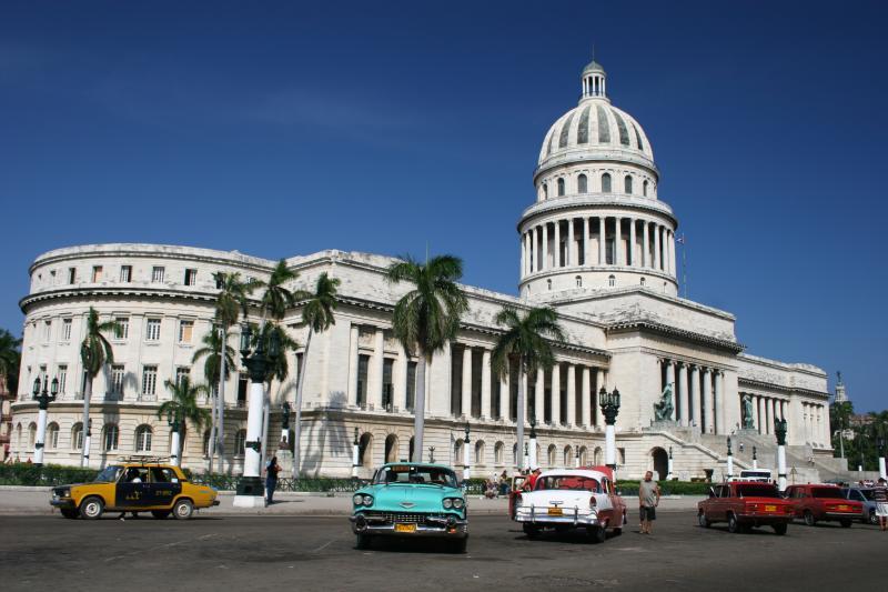 El Capitolio - the Capitol building - Havana