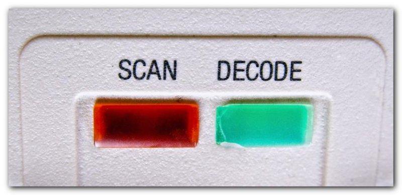 Scan / Decode