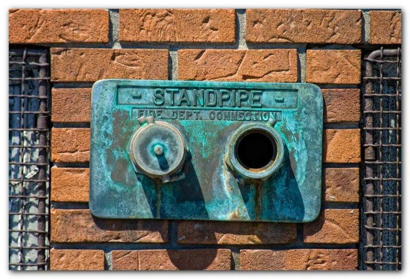 - STANDPIPE  -