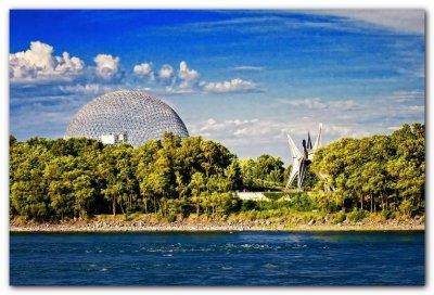 The Biosphère
