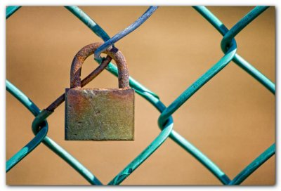 Another Forgotten Lock