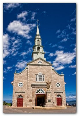 Saint Jean de lÎle dOrléans Church