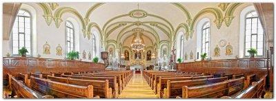 Saint-Laurent-de-lÎle-dOrléans Church (interior)