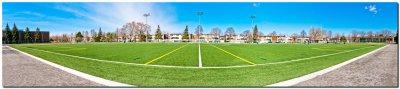 Football/Soccer Field
