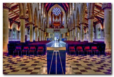 Christ Church Cathedral (interior)
