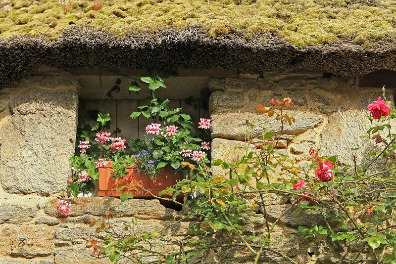 Maison à toit de chaume de Kérhinet un village classé de la Grande Brière - MK3_4427_DXO.jpg