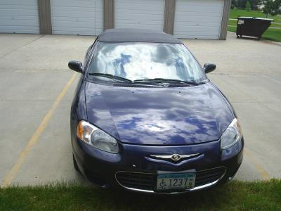 Our Sebring Convertible