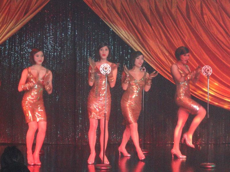 Calypso cabaret Bangkok