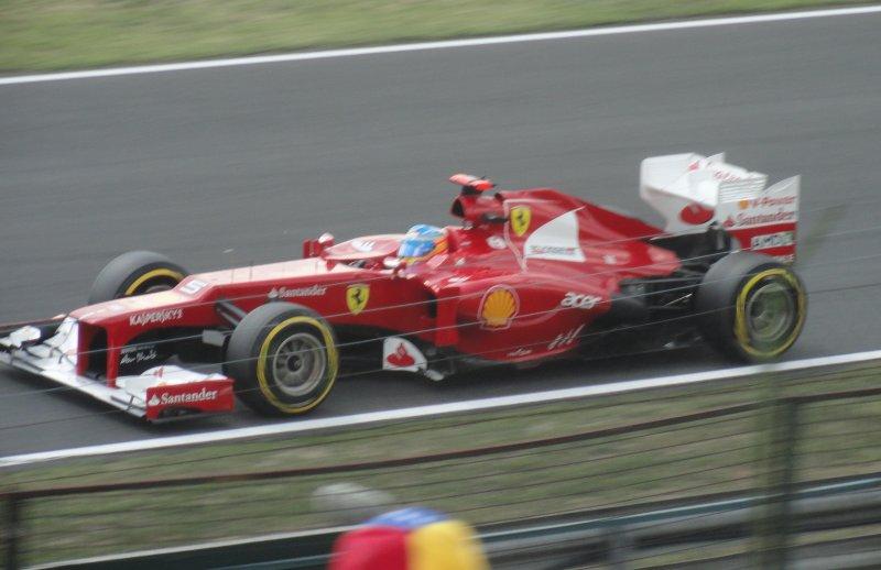 Budapest Formula 1 2012