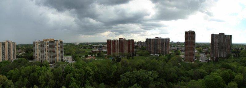 Balcony View - Panorama