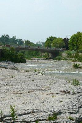 Ganaraska River, Port Hope, Ontario
