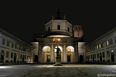Milano-Basilica di San Lorenzo