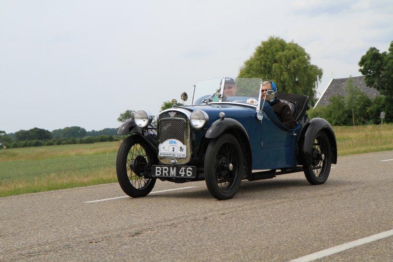 oldtimer Molentocht Goes 2011