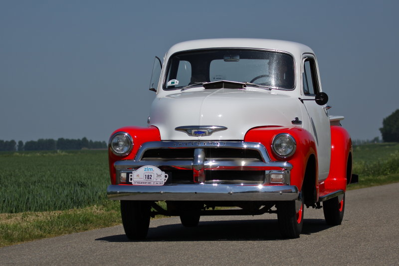 Chevrolet Pick-up 3400