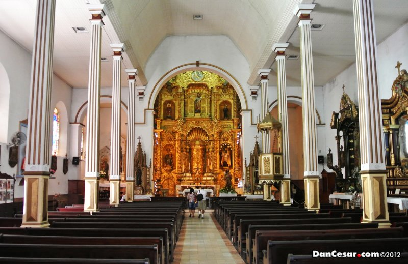 Iglesia San Jose in Casco Viejo