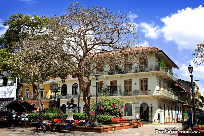 Historic Casco Viejo