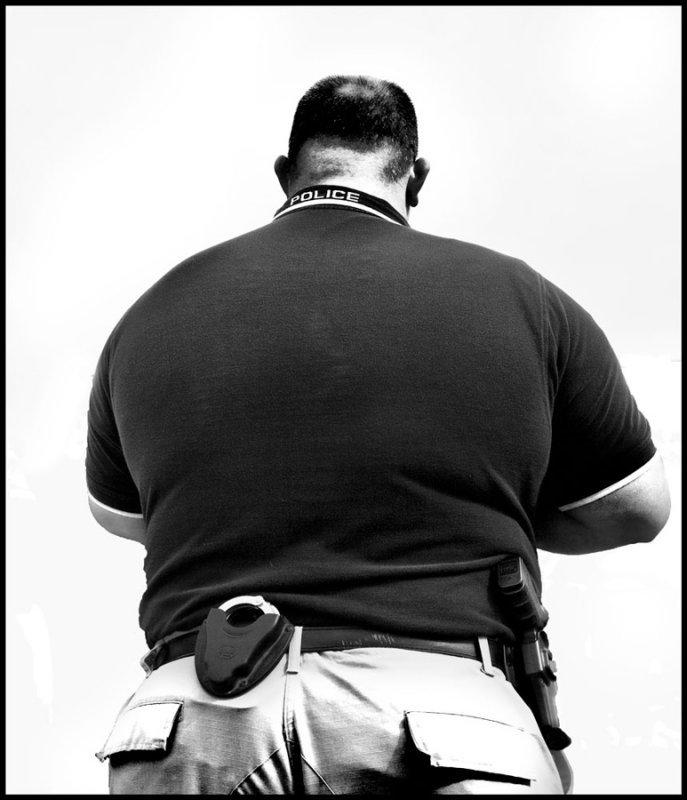 Cop, Benton KS