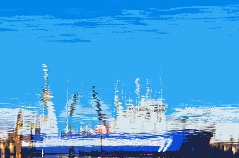 Blue Trawler