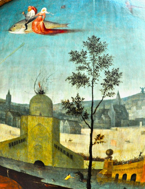 Bruegel through fish eyes III