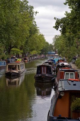 Canal traffic