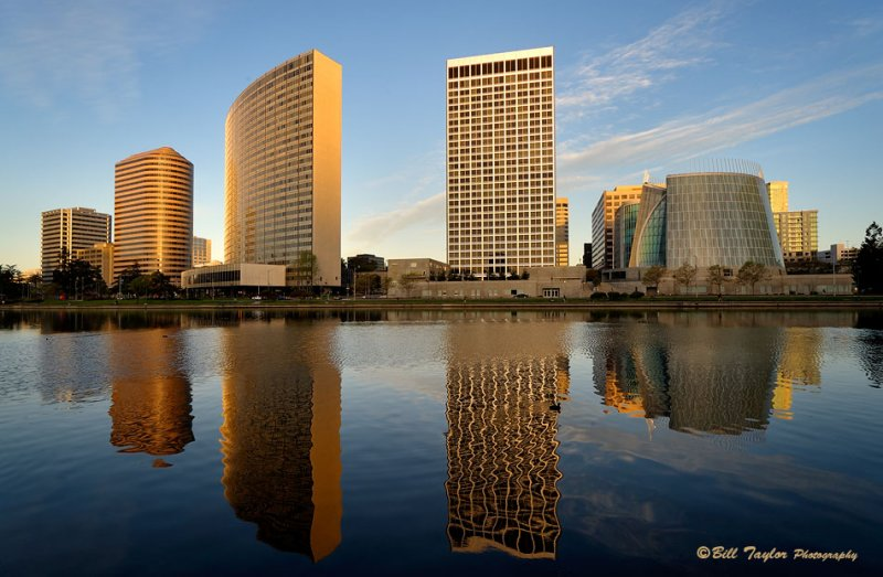 Lake Merritt  / Oakland  California