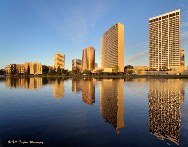 Lake Merritt  / Oakland  California