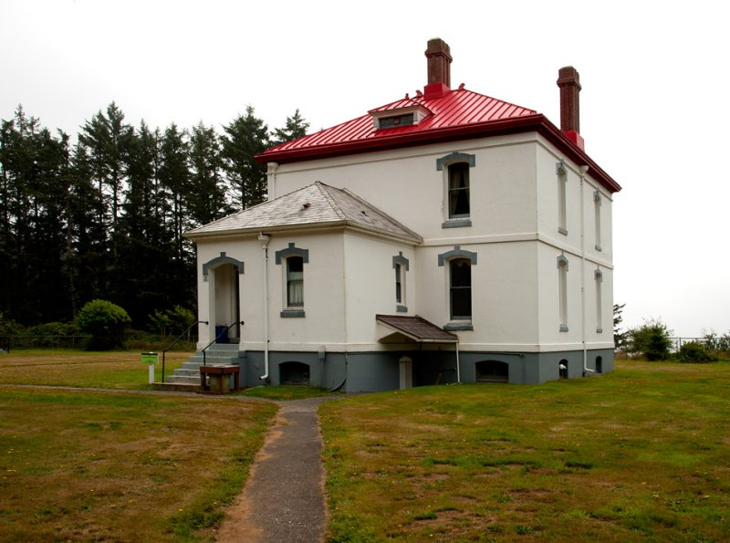 North Head Lighthouse Quarters