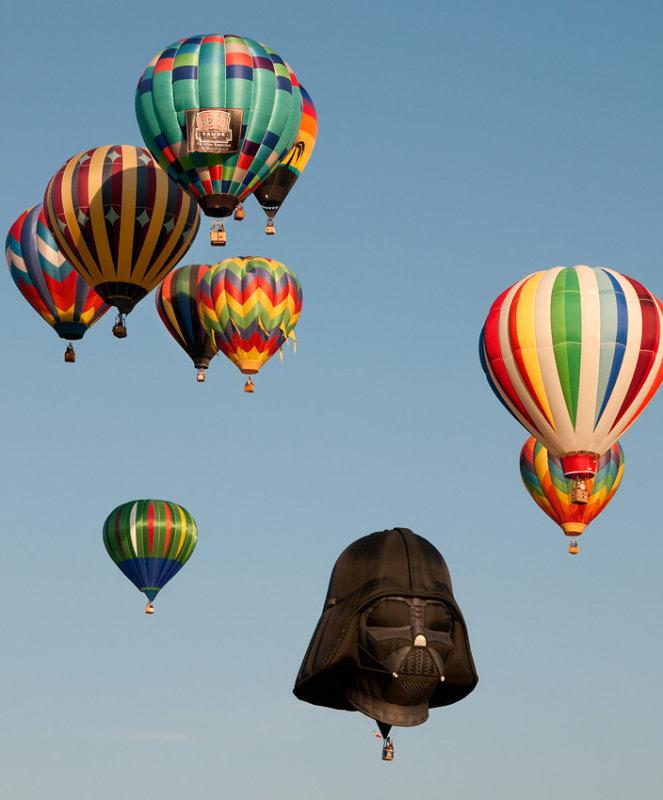 The Great Reno Balloon Race 2011