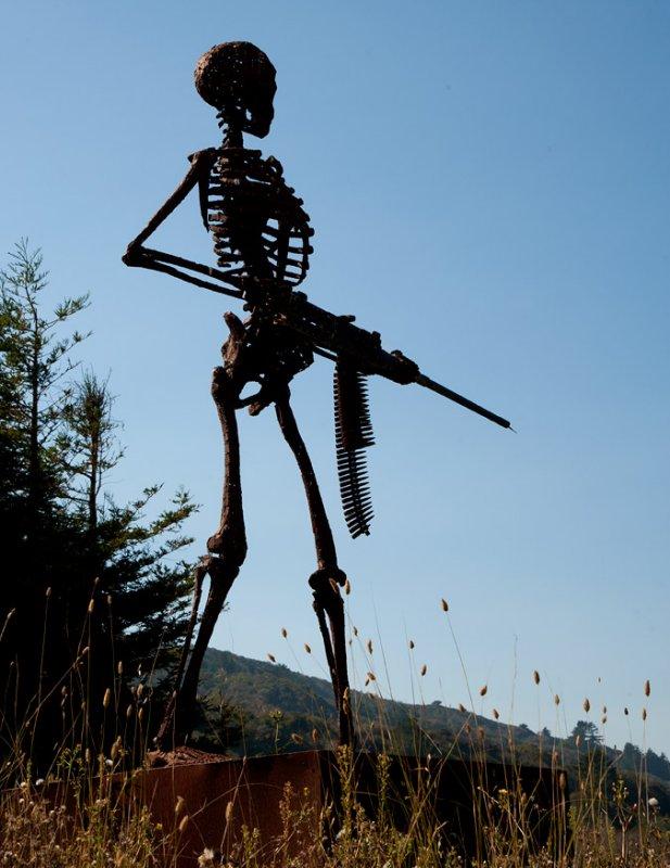 Machine Gun Sally :-)