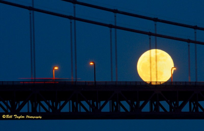 May 5th Full Moonrise