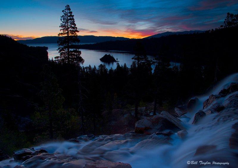 Eagle Falls / Emerald Bay