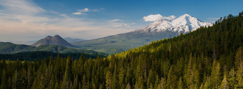Black Butte / Mt. Shasta