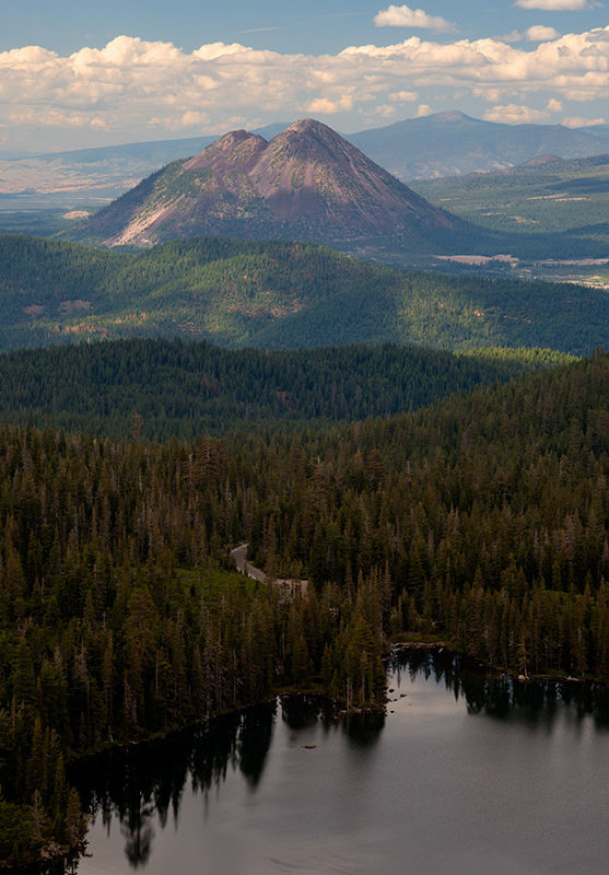 Castle Lake / Black Butte