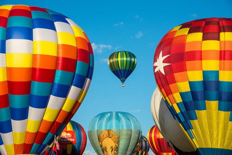 The Great Reno Balloon Race 2012
