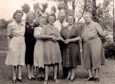 Stumpf Family 1950s